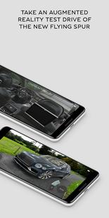 Screenshots - Bentley AR Visualiser