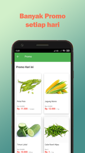 Screenshots - berkahsayur - belanja buah sayur online