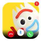 Best Funny Forky Fake Chat And Video Call