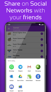 Screenshots - Best Gamer Ringtones for free 2020