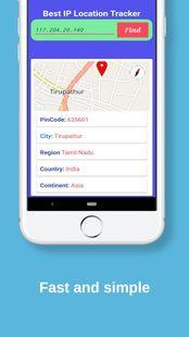 Screenshots - Best IP Location Tracker