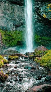 Screenshots - Best Waterfall Wallapaper
