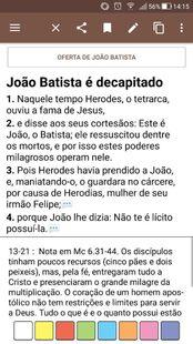 Screenshots - Bíblia Apostólica