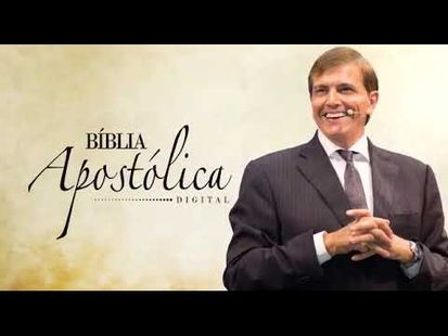 Video Image - Bíblia Apostólica