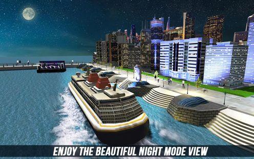Screenshots - Big Cruise Ship Simulator 2019