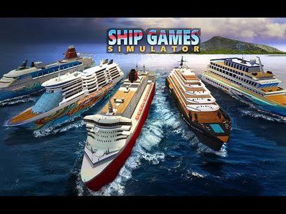 Video Image - Big Cruise Ship Simulator 2019