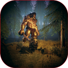 Bigfoot Finding & Hunting Survival Game