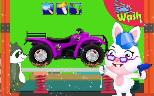 Screenshots - Bike repairing game – Quad Bike repair shop