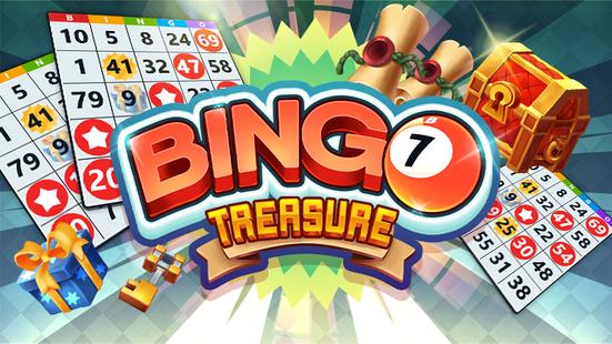 Screenshots - Bingo Treasure - Free Bingo Game