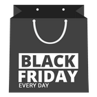 Black Friday - Every Day , Smart Online Shopping