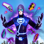 Black Hole Superhuman: Gravity Hero Fight Mad City