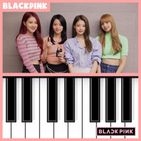 Black Pink Piano Magic Tiles