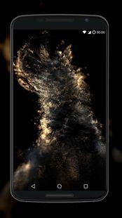 Screenshots - Black Wallpapers HD 4K