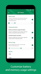 Screenshots - BlackBerry Power Center