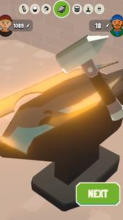 Screenshots - Blade Forge 3D