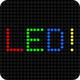 Blinking LED Banner - LED Display Screen & marquee