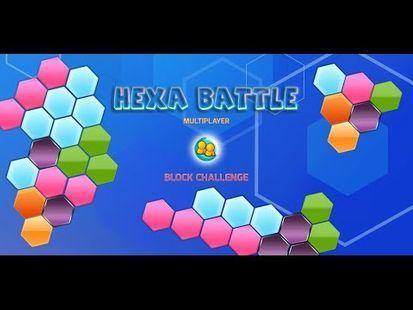 Video Image - Block Hexagon Puzzle