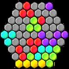 Block!Jewels Puzzle Hexagon