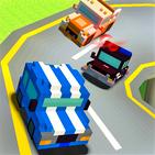 Blocky Car Driving