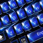 Blue Classic Keyboard