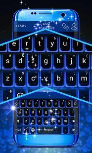 Screenshots - Blue Keyboard Theme
