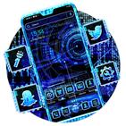 Blue Technology Theme
