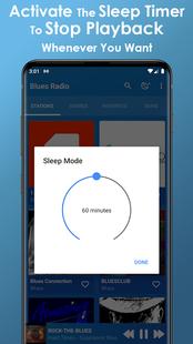 Screenshots - Blues Music App