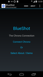 Screenshots - BlueShot