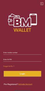 Screenshots - BM Wallet