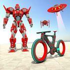 BMX Cycle Robot Game: Multi Robot Transform Wars