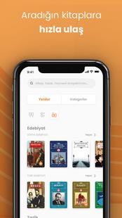 Screenshots - Boodio: E-Kitap ve Sesli Kitap