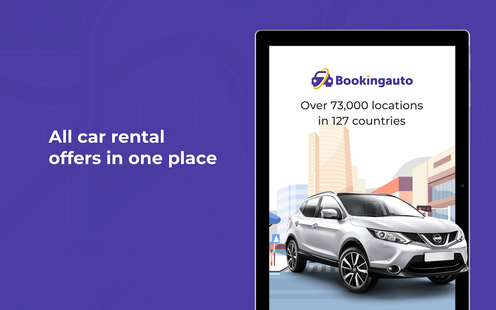 Screenshots - Bookingauto - Airport car rental