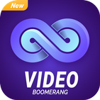 Boomerang video reverse & loop