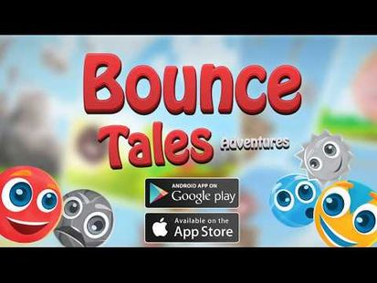 Video Image - Bounce Tales Adventures - Classic Bounce Game