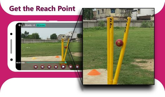 Screenshots - BowloMeter - Measure Your Bowling Speed In Cricket