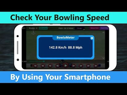Video Image - BowloMeter - Measure Your Bowling Speed In Cricket