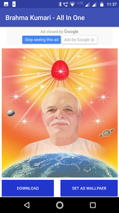 Screenshots - Brahma Kumaris  All - Murli,Wallpaper,Songs&Videos