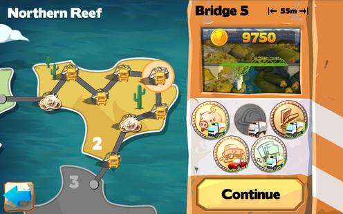 Screenshots - Bridge Constructor Playground