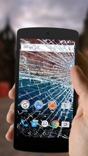 Screenshots - Broken Screen Prank