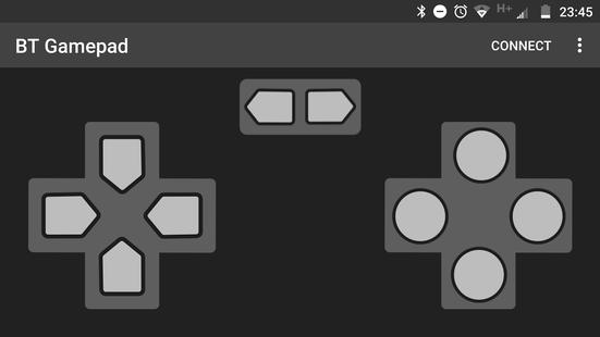 Screenshots - BT Gamepad(Arduino)