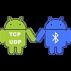 BT-TCP/UDP Serial Transfer