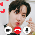 BTS Fake Chat & Video Call