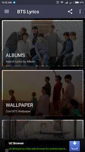 Screenshots - BTS Lyrics (Offline)