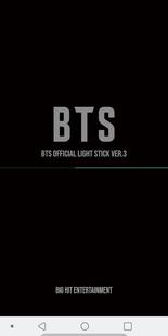 Screenshots - BTS Official Lightstick Ver.3