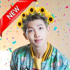 BTS RM Kim Namjoon Live Wallpaper 2020 HD 4K Photo APK