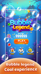 Screenshots - Bubble Legend 2020