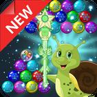 Bubble Shooter Snail Magic