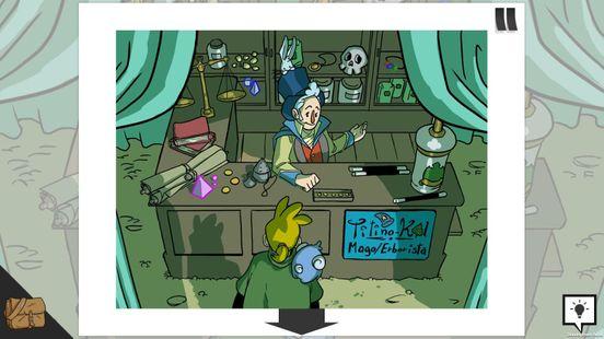 Screenshots - Buck Bradley: Comic Adventure