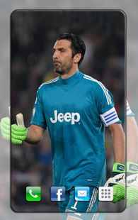 Screenshots - Buffon - screen background - juve