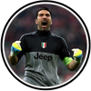 Buffon - screen background - juve